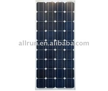 High efficiency CE TUV approved mono 100w solar module with cheap price