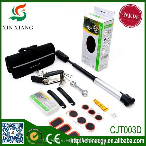 bike tyres repairing tool set bicycle tyre tool kit