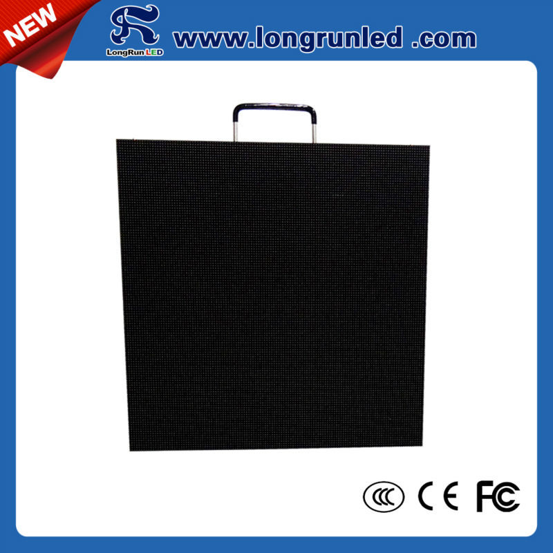 Updated cheapest high quality 2000cd/sqm solar powered led display