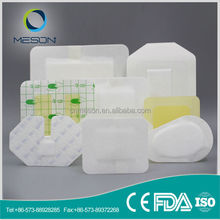 Free Sample medical disposable adhesive surgical dressing