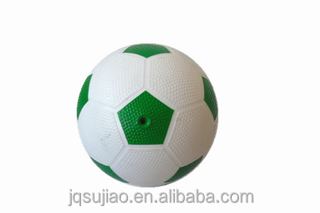 Newly arrival Portable eco-friendly customized logo football/fantasy footballine sewing PVC Soccer Ball/PVC Toys Ball