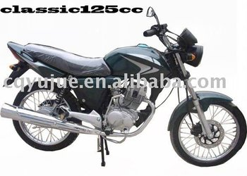 classic 125cc cg motorcycle