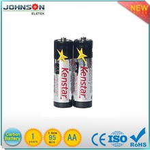 selling well all over the word reliable pratical dry battery for the zinc carbon r6 aa dry battery