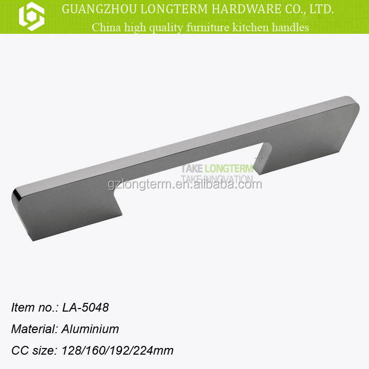 High Corrosion Resistence aluminium bedroom handle for furniture