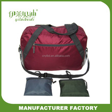 Foldable Travel Backpack/Folding Backpack Custom Made Manufacturer