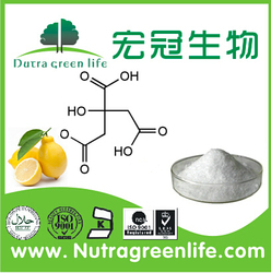 Pca Special Citric Acid For Effervescent