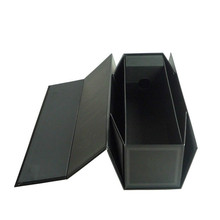 Hot sale Wine packaging case / Wine packing Box / cardboard wine box