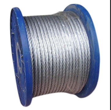 fatigue, crush & abrasion resistance wire rope