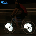 More color Bicycle Light programmable wheel lighting bicycle wheel light