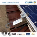 solar aluminum roof mounting clamps for adjustable solar pv system