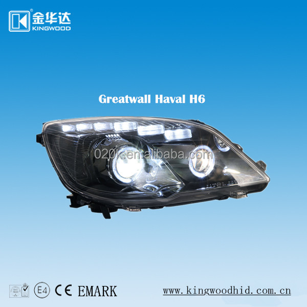 used cars in dubai for Greatwall Haval 6,car head lamp,car accessories