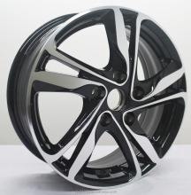 Manufacturing hyper black alloy car rims for sale