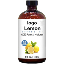 Pure Cold Pressed Aromatherapy Lemon Essential Oil