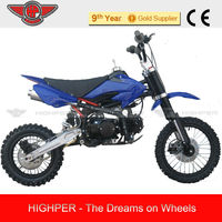High Quality but Cheap 125cc Dirt Bike motcycle for Sale 17/14 (DB610)