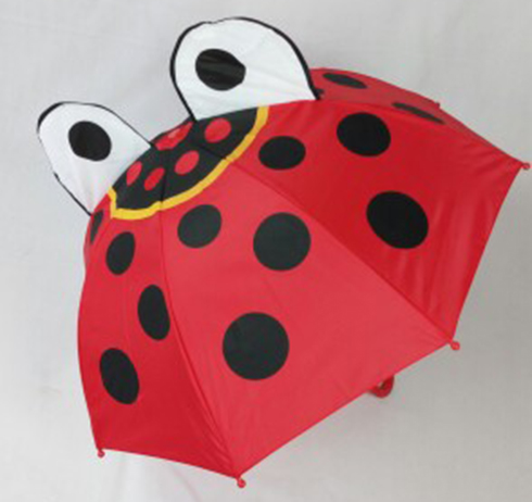 animal shape with ears children umbrella