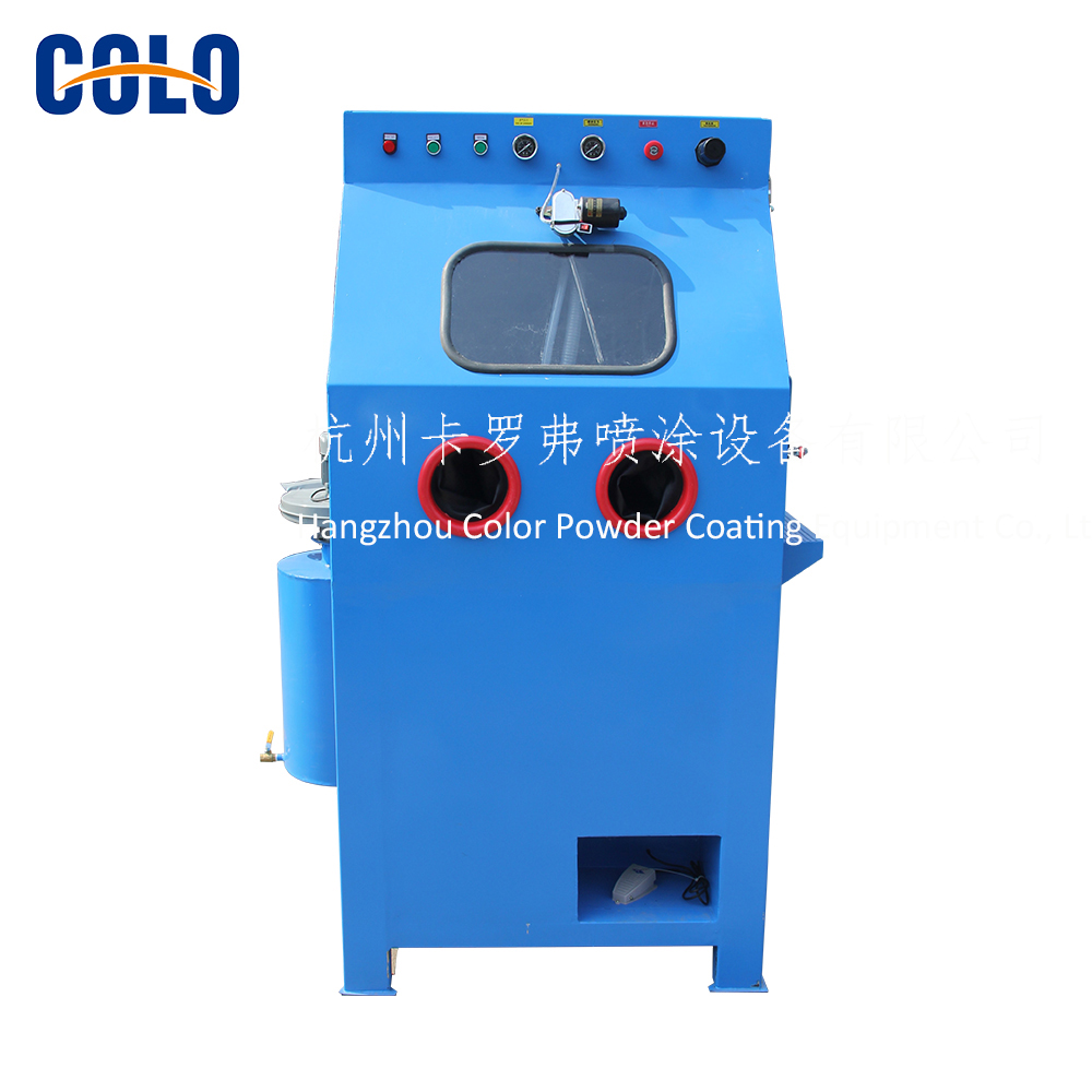 Abrasive Wet Sand Blasting Machine