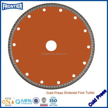 Vacuum Brazed Saw Blade for Cutting Marble with diameter:400--2500mm