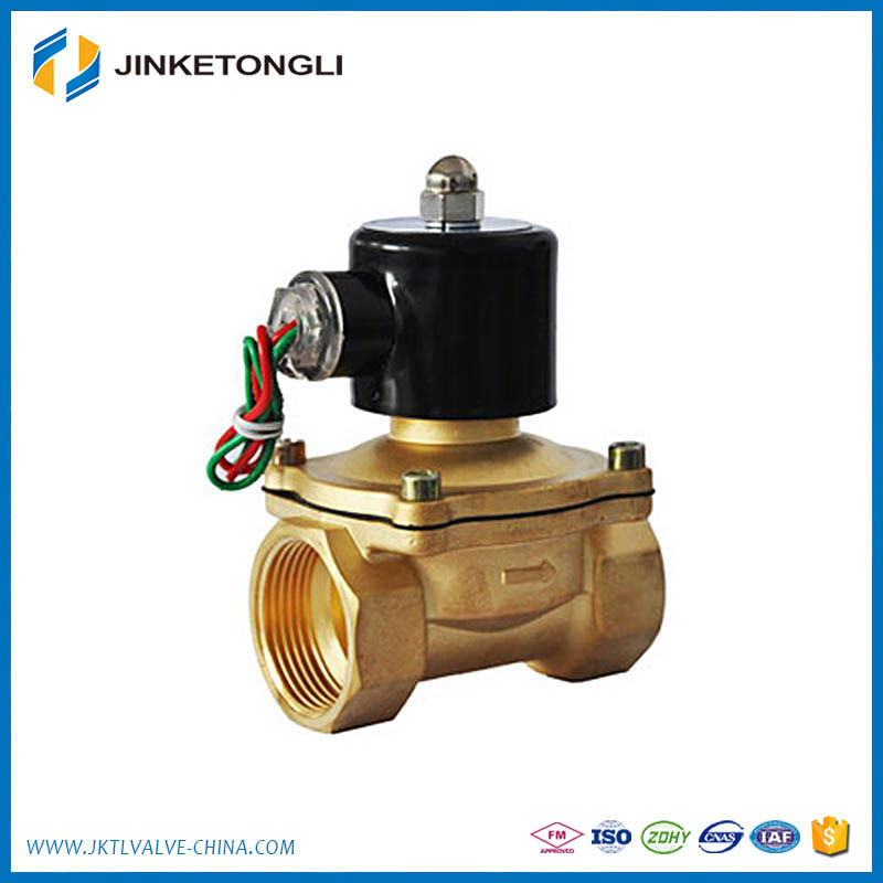 Steam iron ip65 coil solenoid valve