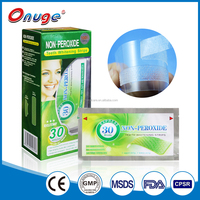 patent innovative new products teeth whitening strips free peroxide denture teeth