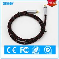 High data transmission efficiency splitter audio signal cable for minimum transmission loss HD DVD MD TV systems