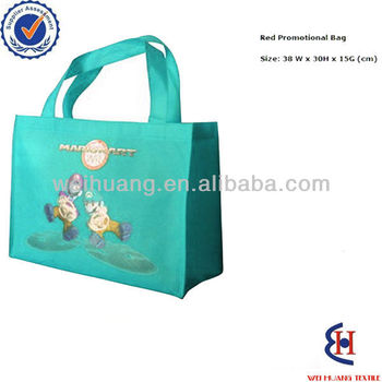 High quality non woven grocery shopping tote bag