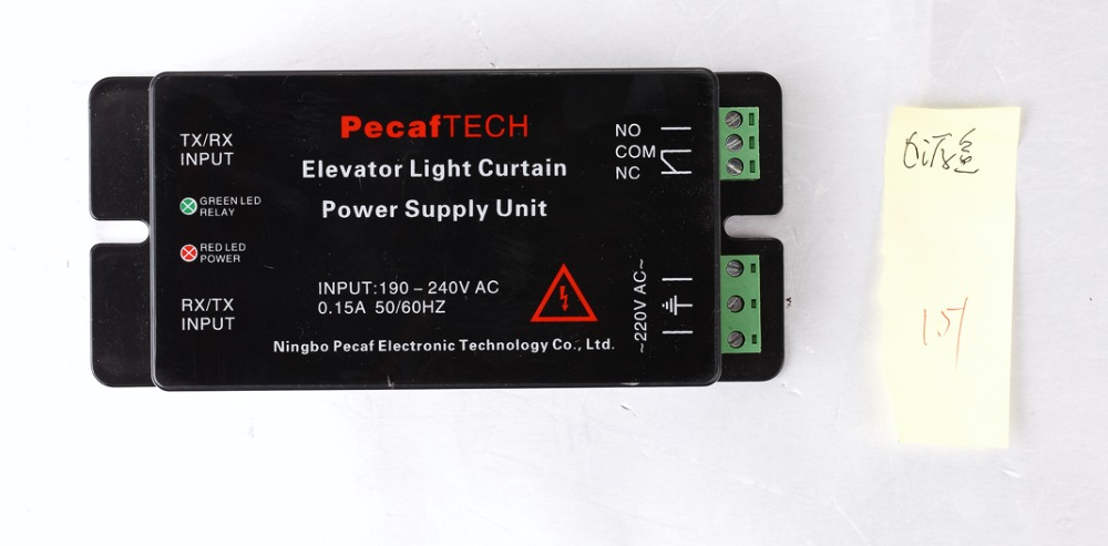 Elevator Parts,Elevator Light Curtain Power Supply Unit