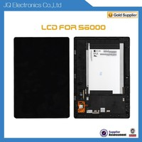 Alibaba Express Spare parts tablet touch screen 10.1 Inches Tablet PC LCD With Touch Digitizer Assembly For Lenovo S6000