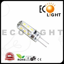 Popular selling !Good Popular Candle Incandescent Bulb, Small Size Epoxy resin glue LED 12V 1.5W G4 Led Lamp