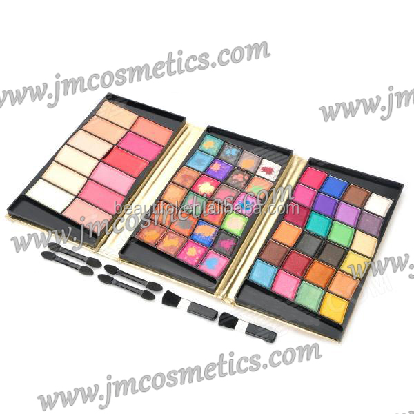 High pigment glitter eyeshadow organic glitter eye shadow powder
