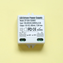 High qualitty led driver CE UL certified Constant Voltage led driver 12V 6W
