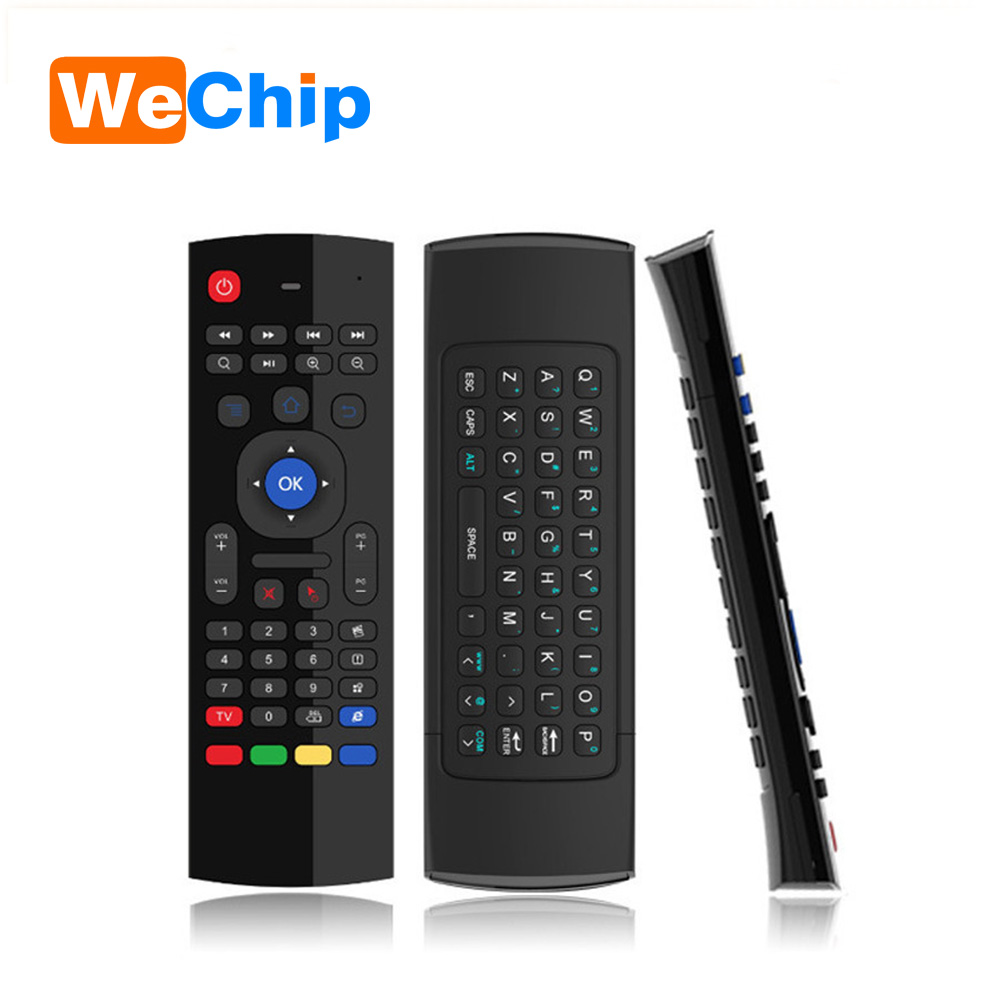 2.4Ghz Wireless Keyboard Witt Universal Remote Control T10 C120 Mx3 Air Fly Mouse good keyboard