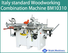 Italy standard Woodworking Combination Machine BM10310