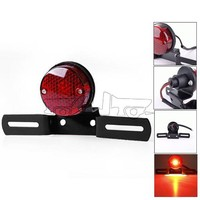 BJ-LPL-009 Waterproof metal bracket custom motorcycle integrated tail lights for cbr 600 f4i