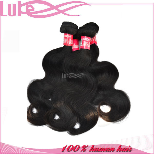 Full Cuticle Virgin 100% Brazilian Body Wave Sex Human Hair