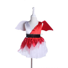 Cheap halloween devil costumes with angle wing halloween costume ideas