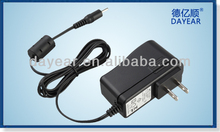 AC/DC 7.5V 1A Power Adapter power supply with CE