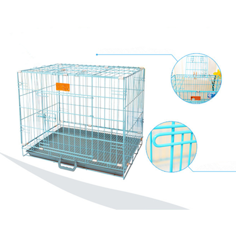 Low Price Best Dog Cages Collapsible Pet Crate Cat Kennels