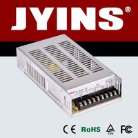 CE approved 201W S-201-24 120vac to 12vdc power supply