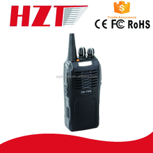IP64 Water-proof Handheld Type Wireless Walkie-Talky HYT TC-700 two way radio