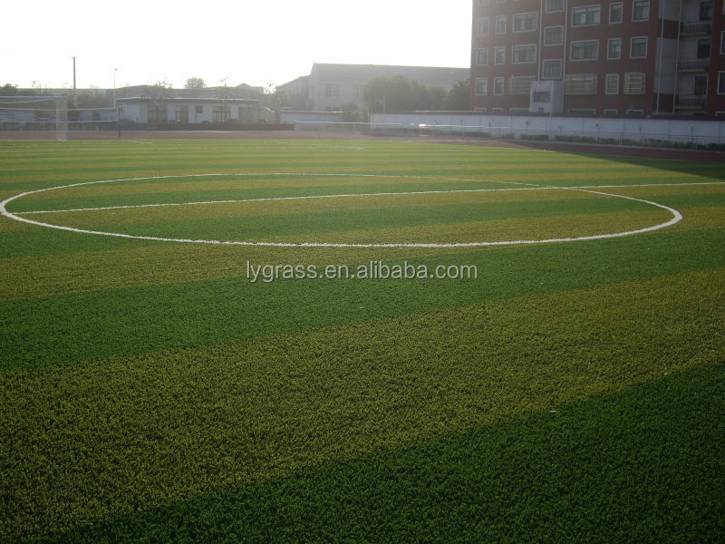 Football non infilling Artificial Grass Sport with Certificated
