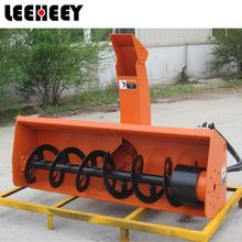 Made In Shandong China Excellent Quality Mini Skid Steers Loaders Snow Blower