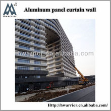 Aluminium Facade Available in Any Color