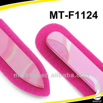 Good sales pink nail file