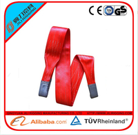 Wholesale flat polyester webbing sling for transportation company