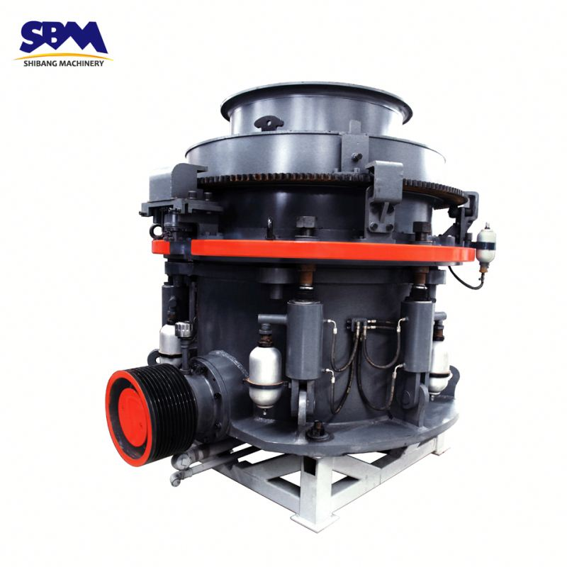 SBM Low Price German Technical silica sand single cylinder hydraulic cone crusher