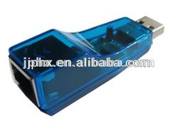 Newest wholesale LAN to wireless adapter Network Cards for PC,laptop External Connector