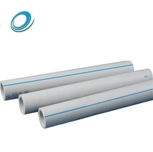 pure plastic ppr water supply pipe tube for drinking water