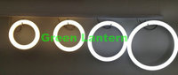 299*30mm 18w G10q smd led ring light