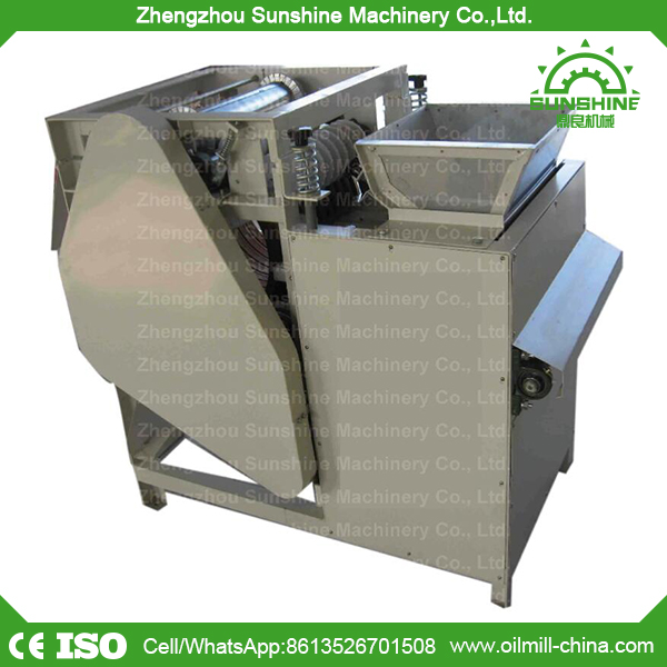 Green almond broad bean chickpea pea peeling peanut peeler machine