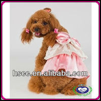 Unique Design Fashion Dress Dogs Clothes And Accessories